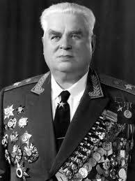 Gen Semion Pavlovich Ivanov