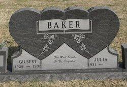 "Julia ""Suki"" <I>Hoff</I> Baker"