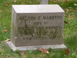 "Eleanor Colinthia ""Helena / Lena"" <I>Marston</I> Bonney"