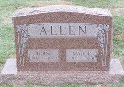 Madge Allen