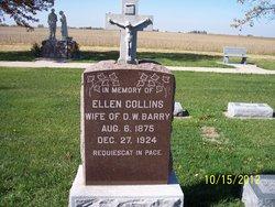 Ellen <I>Collins</I> Barry