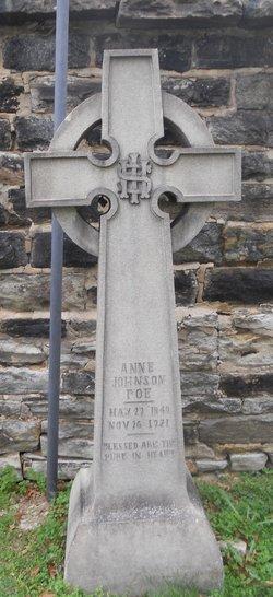 Anne Johnson <I>Hough</I> Poe