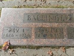 Grace Edith <I>Long</I> Ballinger