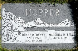 "Duane R. ""Dewey"" Hopper"