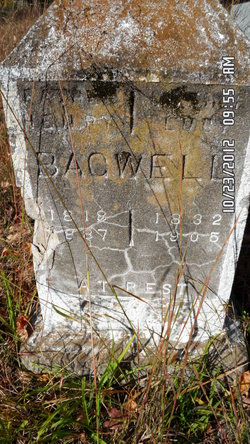 Lucy <I>Thompson</I> Bagwell