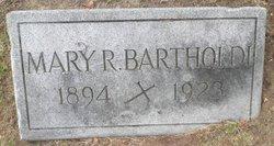Mary Trently <I>Trentley</I> Bartholdi
