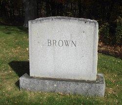 Lizzie Belle <I>Dudley</I> Brown