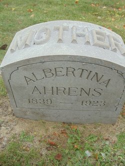 Albertina Ahrens