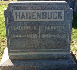 Isadore <I>Clark</I> Hagenbuck