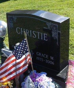 Grace M. <I>Pushard</I> Christie
