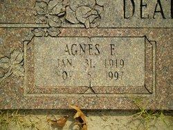 Agnes E. Deatherage