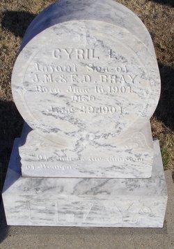 Cyril L Bray