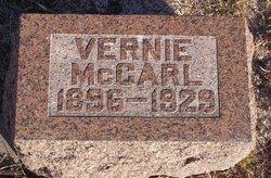 Vernie McCarl