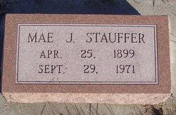 Mae J Stauffer