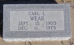 Carl L Wear