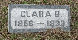 Clara B <I>Barker</I> Rust
