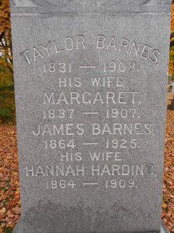 Taylor Barnes