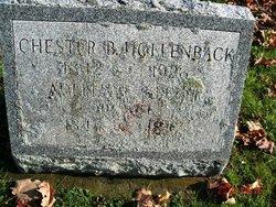 Chester Butler Hollenback