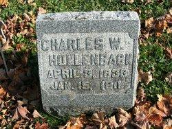 Charles W Hollenback