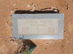 George Worth Williams