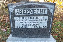 George C. Abernethy