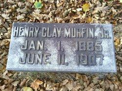 Henry Clay Murfin, Jr