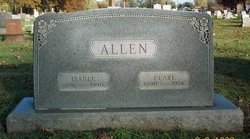 Isabel <I>Stoneking</I> Allen