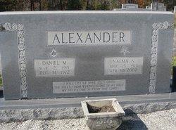 Daniel Marion Alexander