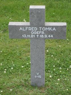 Alfred Tomka