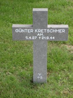 Günter Kretschmer