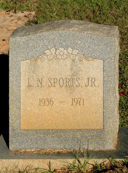 Lynwood Nathaniel Sports, Jr