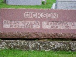 Sanders C. Dickson