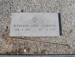 Wydine <I>Luke</I> Carpino