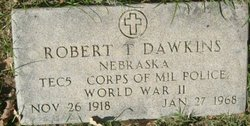 Robert T. Dawkins
