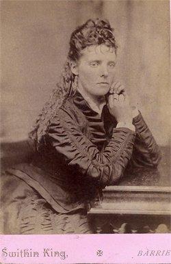 Mary Ann <I>Beeton</I> Johnston