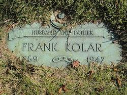 Frank Kolar