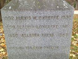 Ida Ten Eyck O'Keeffe
