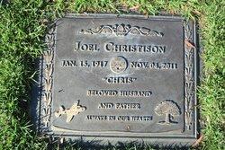 """Joel """"Chris"""" Christison"""