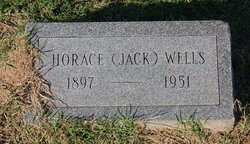 "William Horace ""Jack"" Wells"
