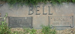"""Charles Buford """"Buford"""" Bell"""