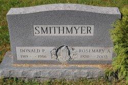 Rosemary Ann <I>Warner</I> Smithmyer