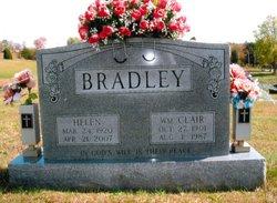 Helen <I>Campbell</I> Bradley