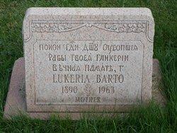 Lukeria <I>Federoff</I> Barto