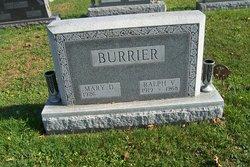 Ralph Victor Burrier