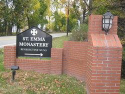 Saint Emma Monastery Cemetery