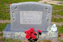 Alfred Chester Alford, Sr