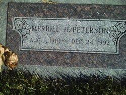 "Merrill Homer ""Pete"" Peterson"