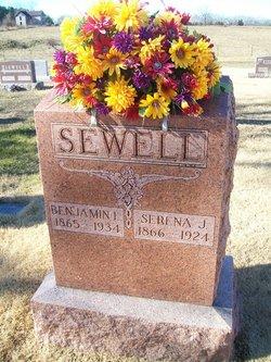 Serena Jane <I>Breuer</I> Sewell