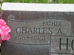 Charles Andrew Holmes