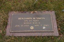 Corp Benjamin Morris Simon
